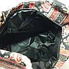 Пляжная сумка текстильная летняя Орнамент опт и розница, фото 2