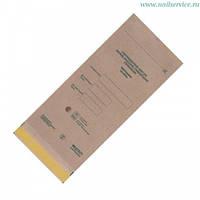 Крафт пакет для стерилизации 100*200 мм(100шт)