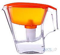 Фильтр-кувшин для воды Аквафор Лаки Оранжевый