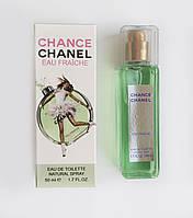Мини-парфюм Chanel Chance Eau Fraiche (Шанель Шанс Еу Фреш) 50 мл.