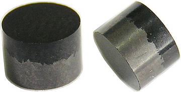 Пластины из гексанита-Р (круглая)