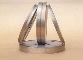 Алмазный круг 1EE1V (для обработки оптических линз)