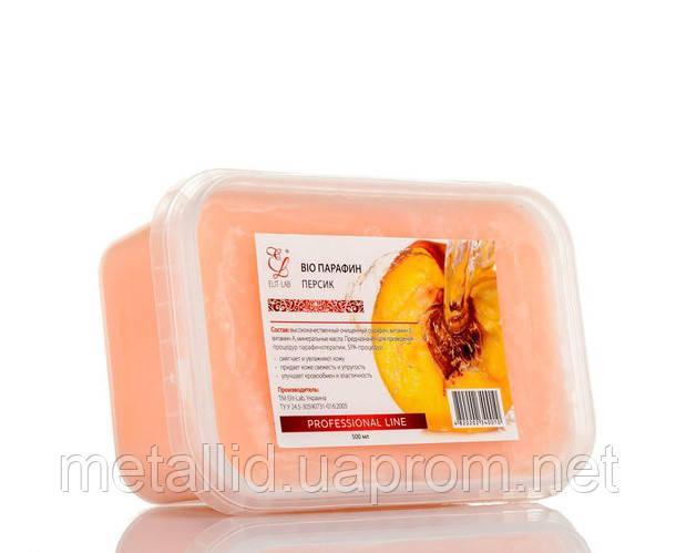 Косметический (Био) парафин персик,500 мл