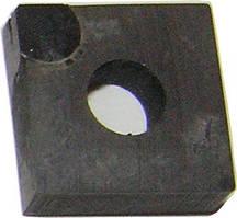 Пластины оснащенная гексанитом-Р (квадратная с отверстием)