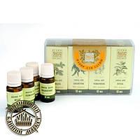 Набор эфирных масел для сауны (Flora Secret)