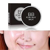 Основа под макияж, скрывающая поры, праймер, затирка для пор BioAqua bb pore silky balm