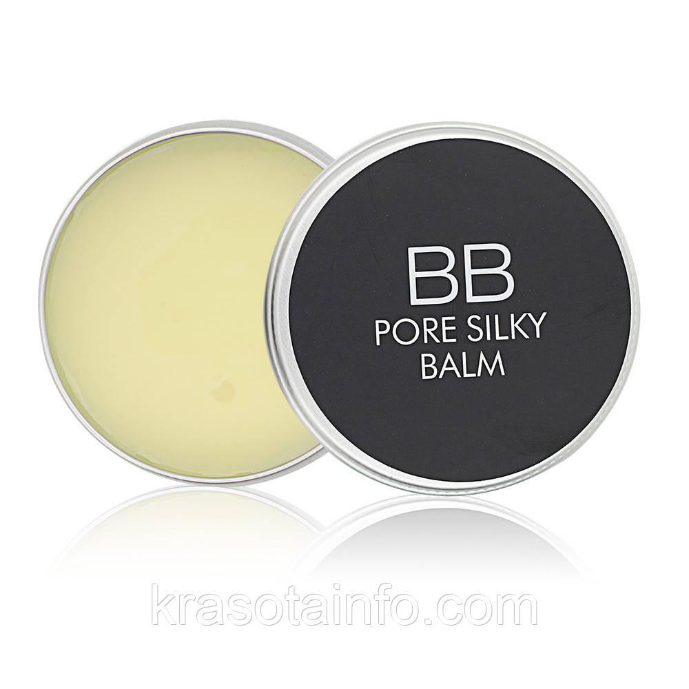 Затирка для пор - основа под макияж, скрывающая поры, праймер для пор BioAqua bb pore silky balm