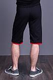 Чоловічі трикотажні шорти NIKE темно-синього кольору, фото 2