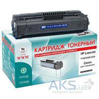 Картридж WWM для HP LJ 1100/1100A (LC06N)