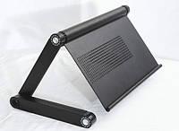 Столик для ноутбука Omax A6 черный