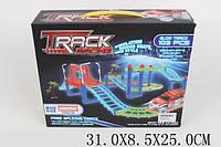 Гнучкий трек Tracks Racing 9005 світиться в темряві, 103 деталі