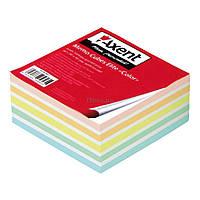 """Бумага для заметок Axent Elite """"Color"""" 90Х90Х40мм, unglued (8026-А)"""
