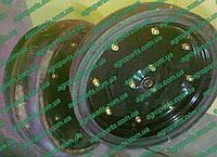 Колесо АА66604 копира в сборе АА60716 Колёса реборда АА66604 для сеялок John Deere запчасти прикатка АА66604