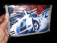 Пенал книжка JosefОtten 2 отворота Sport car, фото 1