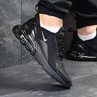 Мужские кроссовки Nike 5284 черные