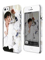 Чехол для iPhone 4/4s/5/5s/5с super junior leeteuk