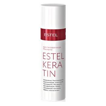 Кератиновая вода для волос Estel Thermokeratin Keratin