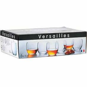 Набор круглых стаканов-тумблеров Luminarc Versailles 350 мл (G1651), фото 2