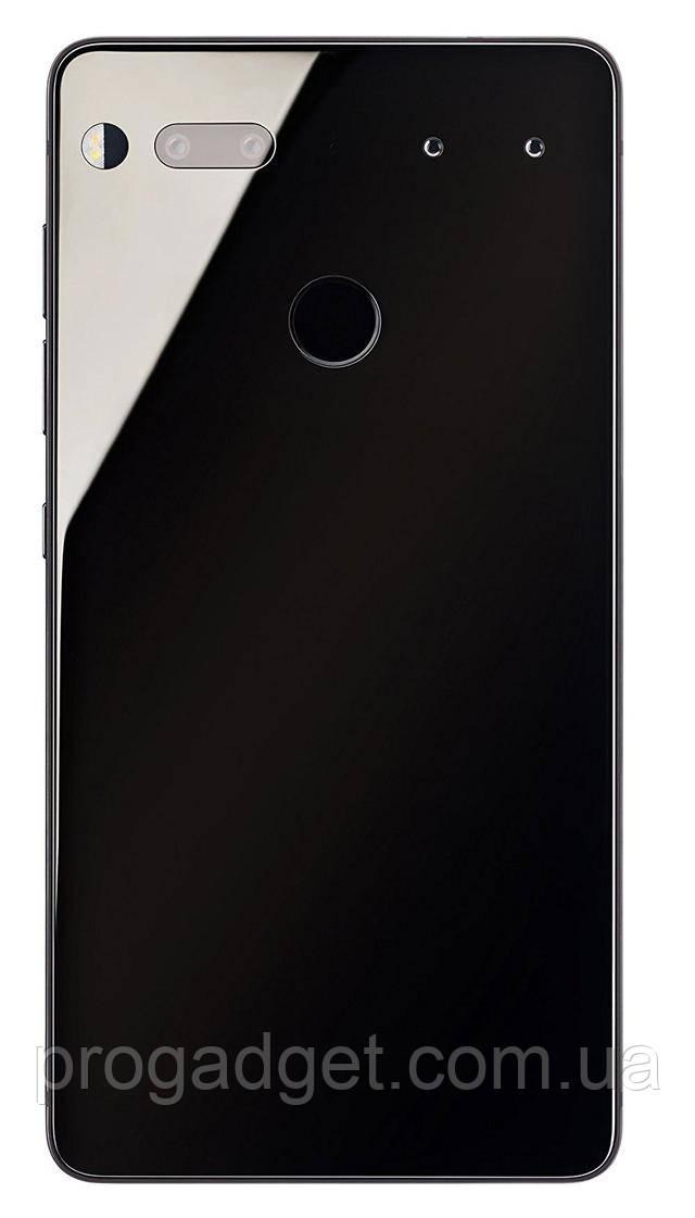 Essential Phone in Black Moon – 128 GB Titan + Керамика - Элитный безрамочный смартфон от Энди Рубина