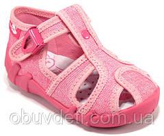 Босоножки-тапочки  для девочек Renbut 24 (15,5 см)