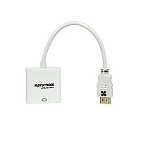 Переходник Promate ProLink-H2V HDMI-VGA White