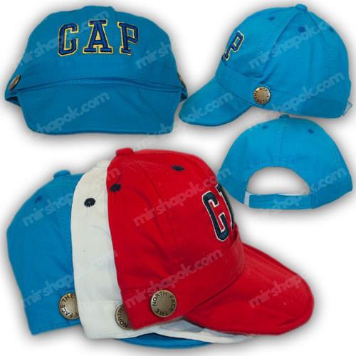 Детские кепки для мальчиков CAP, р. 46-48