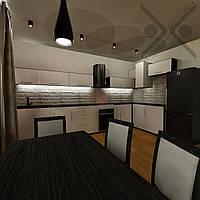 Дизайн интерьера кухонь