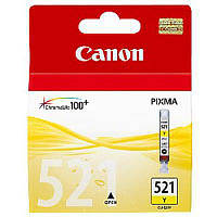 Картридж Canon CLI-521 Yellow MP540/ 630 (2936B001/2936B004)