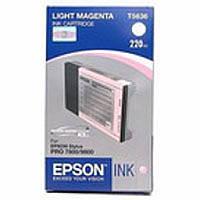 Картридж EPSON St Pro 7800/9800 light magenta (C13T603C00)