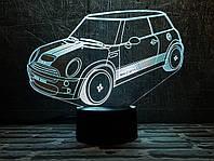 """3D светильник ночник """"Автомобиль 37"""" 3DTOYSLAMP, фото 1"""