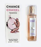 Мини-парфюм Chanel Chance Eau Tendre (Шанель Шанс Еу Тендр) 50 мл.