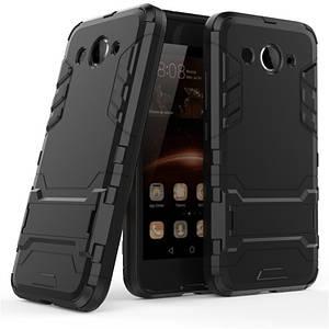 Чехол Броня для Huawei Y3 2017 Black