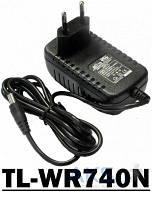 Блок питания для роутера EasyAcc TP-Link TL-WR740N 9V 1A 5.5х2.5 (215781)