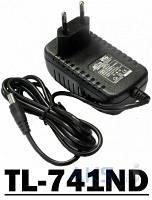 Блок питания для роутера EasyAcc TL-WR741ND 9V 1A 5,5х2,5 (215781)