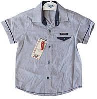 Летние рубашки для мальчиков