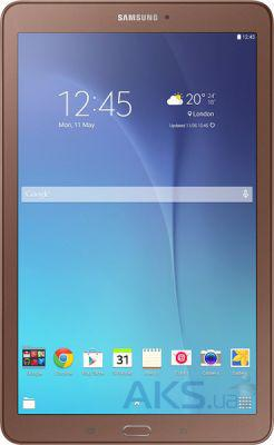 Планшет Samsung Galaxy Tab E 9.6 3G  (SM-T561NZNA) Gold Brown