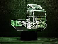 """3D светильник ночник """" Автомобиль 28  """" 3DTOYSLAMP, фото 1"""