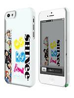 Чехол для iPhone 4/4s/5/5s/5с  SHINEE 3 2 1