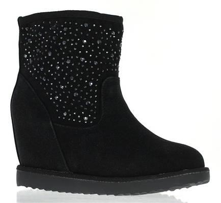 Женские ботинки Нефертити