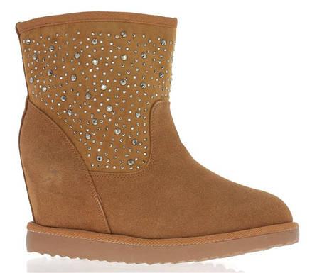 Женские ботинки Клара