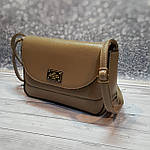 Сумочка,цвет бежево-коричневый , фото 3