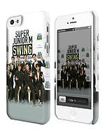 Чехол для iPhone 4/4s/5/5s/5с super junior м