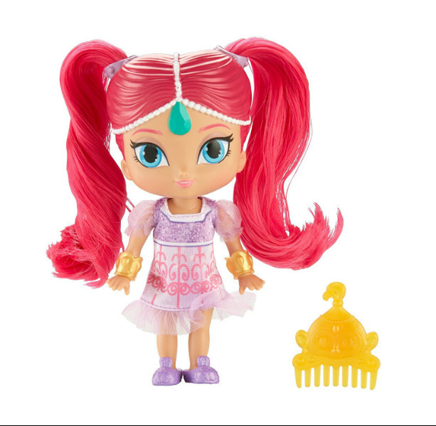 Fisher-Price шиммер и шайн в пижаме Shimmer and Shine Bedtime Shimmer Nickelodeon