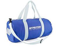 Спортивная сумка для тренажерного зала My Protein Barrel Bag (blue)