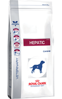 Royal Canin HEPATIC CANINE12кг диета для собак при заболеваниях печени