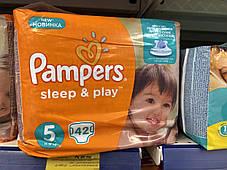 Подгузники Pampers Sleep & Play(все размеры). (Арт. PAM 290417)