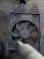 Вентилятор радиатора основного 6R0959455C VW Поло седан 1,6