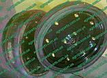 Колесо-реборда AA35392 копира в сборе AA32046 колёса глубины John Deere запчасти прикатка, фото 4