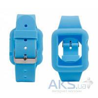 iBest Ремешок для Apple Watch силиконовый 42mm Blue