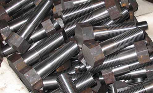 Болты с шестигранной головкой с диаметром резьбы свыше 48 мм ГОСТ 10602-94